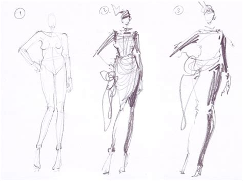 Drawing Anatomy by Learn How To Draw Fashion Sketches With Ioana Avram Part 10
