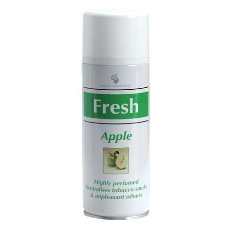 upholstery freshener evans vanodine fresh apple concentrated deodoriser air