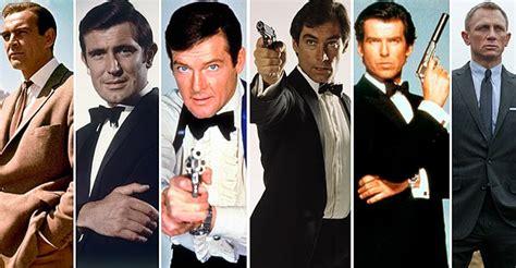 best bonds bond actors ranked