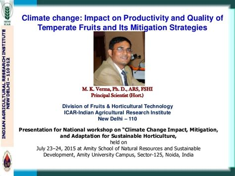 product design effect on productivity climate change impact on productivity and quality of