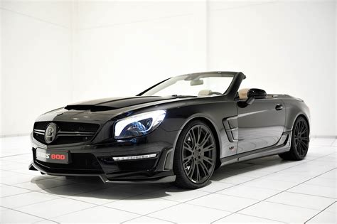 brabus 800 package takes the sl 65 amg up a notch