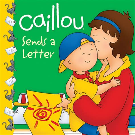 caillou sends  letter independent publishers group