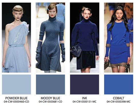 7 Trendy Fashion Colors For Winter by 2013 Fall Fashiontrends Invent Your Image
