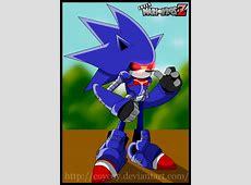 Mecha Sonic | SMBZ Wiki | FANDOM powered by Wikia Mecha Mario Vs Metal Sonic