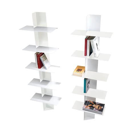 libreria da parete libreria da parete con ripiani in alluminio a colonna lift