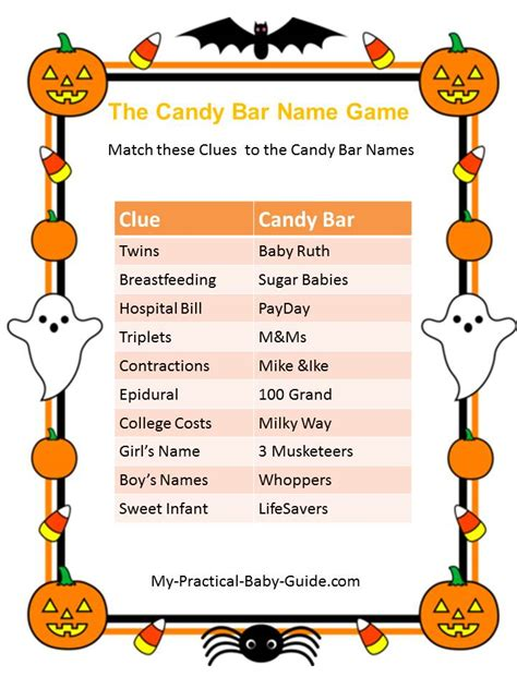 halloween themed quiz names how to throw halloween baby shower my practical baby