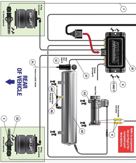 viair pressure switch wiring diagram with relay free