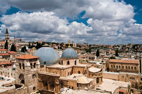 Style Of Homes by The Tomb Of Jesus Christ Set For Restoration In Jerusalem