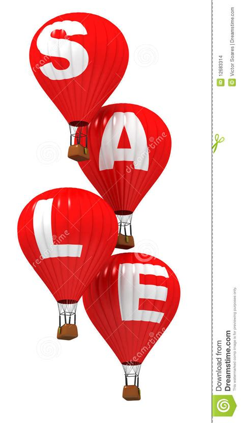 air balloon l for sale sale air balloons stock illustration illustration