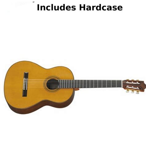 Handmade Classical Guitars Uk - yamaha gc82c handmade classical guitar from