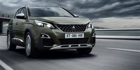 Gt Gt | 2017 peugeot 3008 gt gt line suvs revealed photos 1 of 14