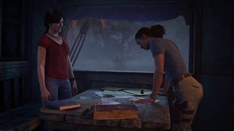 Ps4 Uncarted Thelost Legacy im 225 genes de uncharted the lost legacy para ps4 3djuegos