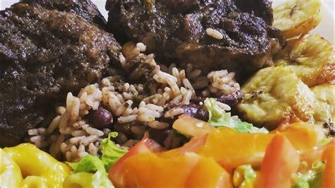 ninja foodi oxtails rice peas plantains pressure