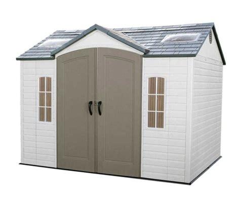 Vinyl Outdoor Storage Sheds Prefabricated Vinyl Outdoor Storage Buildings Comparison