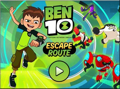 ben 10 imagens do novo jogo ben 10 alien force ben 10 alien force games free online ben 10 escape