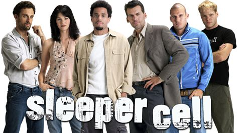 Sleeper Sells sleeper cell tv fanart fanart tv