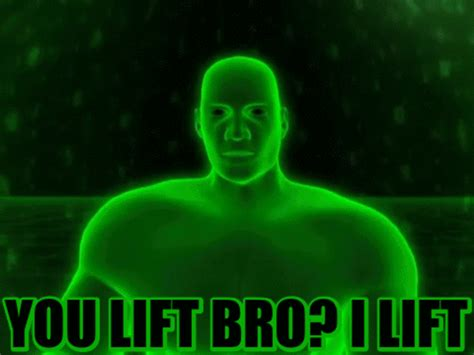 Green Man Meme - green man lifts do you even lift know your meme
