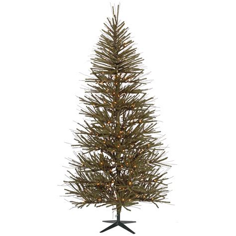 8 foot vienna twig christmas tree mini lights b107681