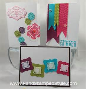 sted cards scrapbook class reminder