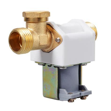 Selenoit Valve Ac Mobil new dc 12v 24v ac 220v 1 2 quot solenoid valve for water air n c normally closed ebay