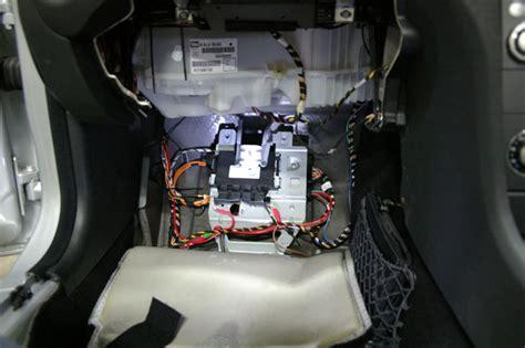 gateway b2 class audio retrofit comand and ipod into rhd sl k 171 mercedes benz forum
