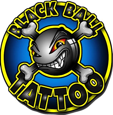 black ball tattoo black midland michigan tattoos