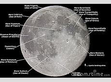 Map Of The Moon Royalty Free Stock Images - Image: 11308449 Free Clipart Images For Holidays
