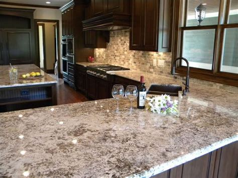 love the black cabinets and the granite countertops kitchens with dark cabinets bianco antico photo by