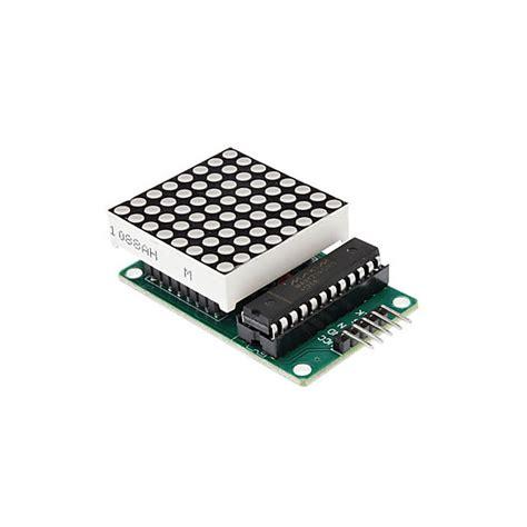 Modul Led Matrix 8x8 By Ecadio jual modul led dot matrix 8x8 max7219 arduino