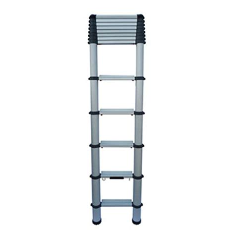 ladder telescopic 12 5 rental the home depot
