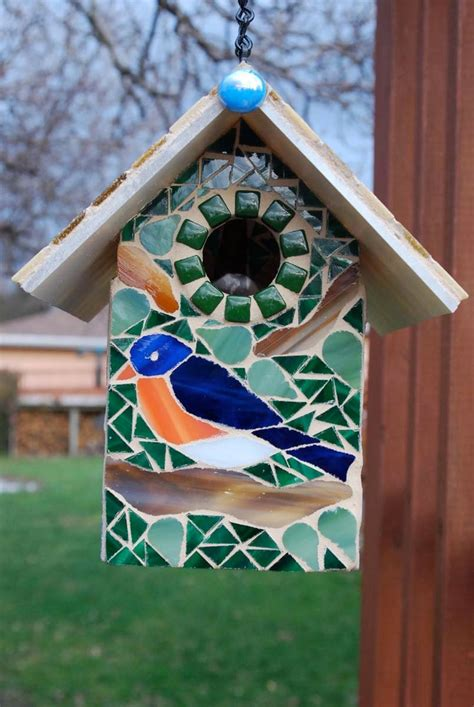 window bird house plans 19 best images about casa pajaritos en mosaico on