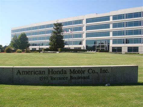 is honda american american honda motor company