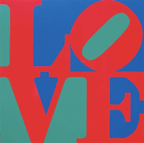 painting indiana 80 years of iconic by famed pop artist robert indiana