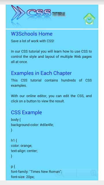 c tutorial by w3school w3school css download apk for android aptoide
