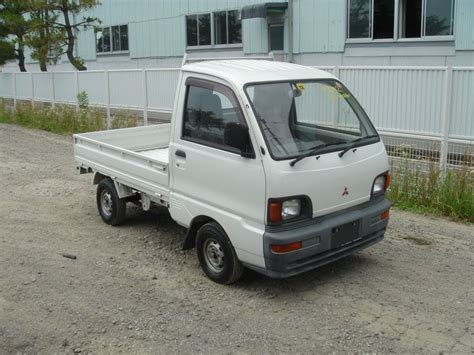 mitsubishi trucks 1990 mitsubishi minicab truck 1990 used for sale