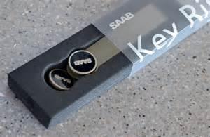 my new saab key ring