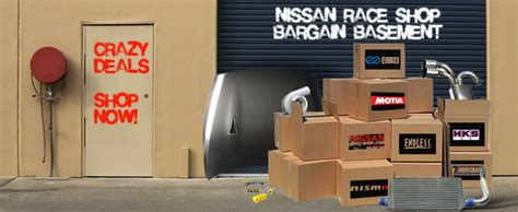 Nissan Titan Forum Nissanraceshop S Bargain Basement Bargain Basement Outlet