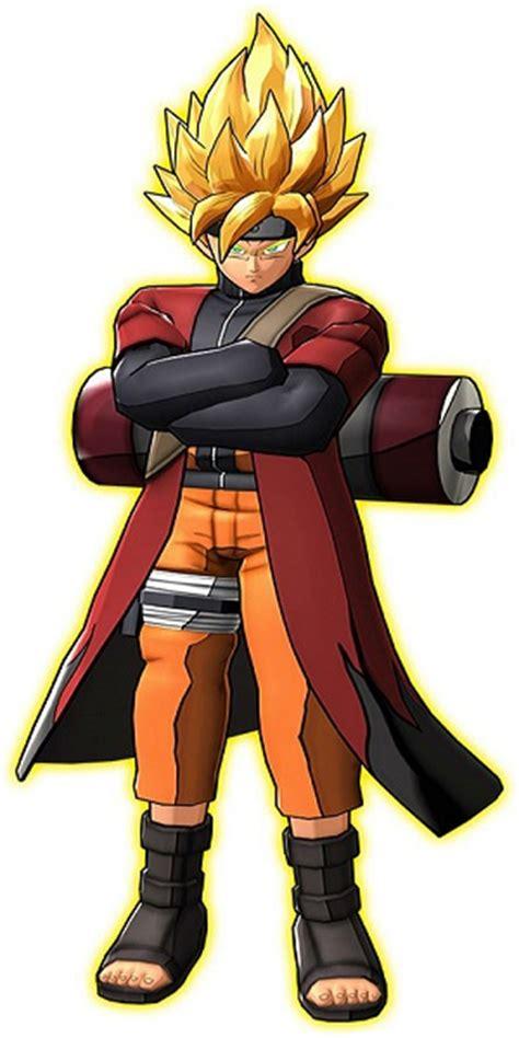imagenes de goku naruto imagenes de naruto y goku fusionados gratis descargar