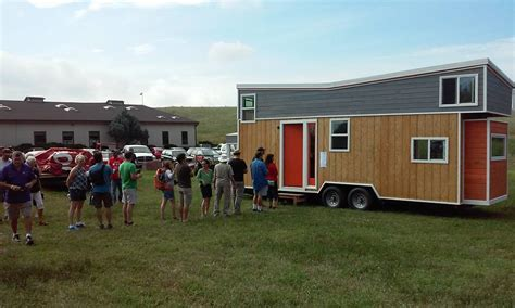 expandable tiny house tinygianthouse 1 up for sale tinygiant house odyssey