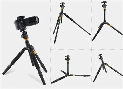 Tripod Beike 666 beike q 666 professional traveller s tripod with monopod beike q 666 rm268 00 gstrapinuse