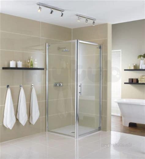 Showerlux Shower Doors Showerlux Glide Pivot Door 800mm Showerlux