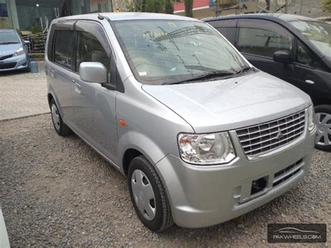 Mitsubishi Ek Wagon 2012 For Sale In Rawalpindi Pakwheels