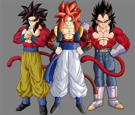 Imagenes De Goku Y Vegeta Fase 4 | goku vegeta fusion fase 4
