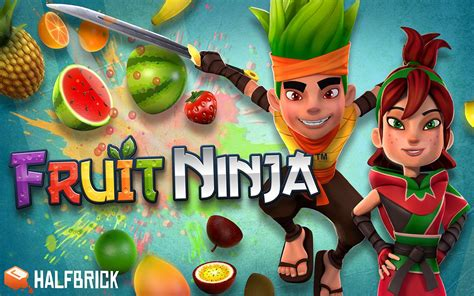 fruit apk v2 3 8 mod free shopping for android apklevel - Fruitninja Apk
