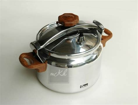 Oxone Aluminium Pressure Cooker as seen on t v non electric thermal cooking pot aluminium pressure cooker oxone