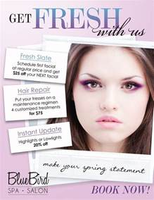 salon promotions marketing