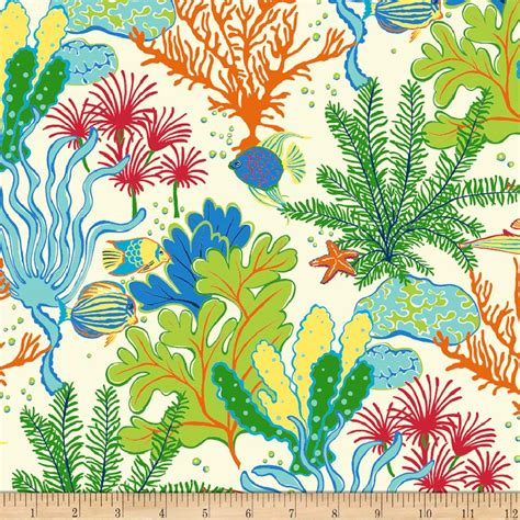 designer fabric swavelle mill creek indoor outdoor splish splash atlantis