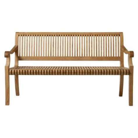 smith and hawken teak bench pin by shahnnen knox on for the home pinterest