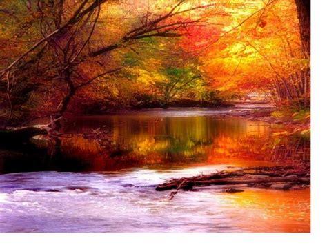 bing fall wallpaper  river autumn wallpaper