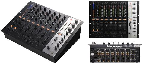 console mixer dj console dj pioneer consoles de mixages dj et platines dj